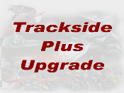 Upgrade to TracksidePLUS from Trackside 5.0